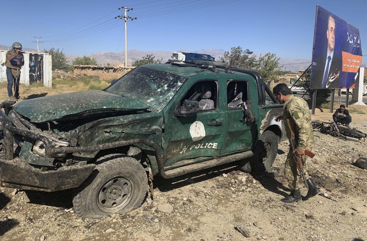 Taliban Attacks Kill 48, Afghan President Unhurt as Bomber Targets Rally