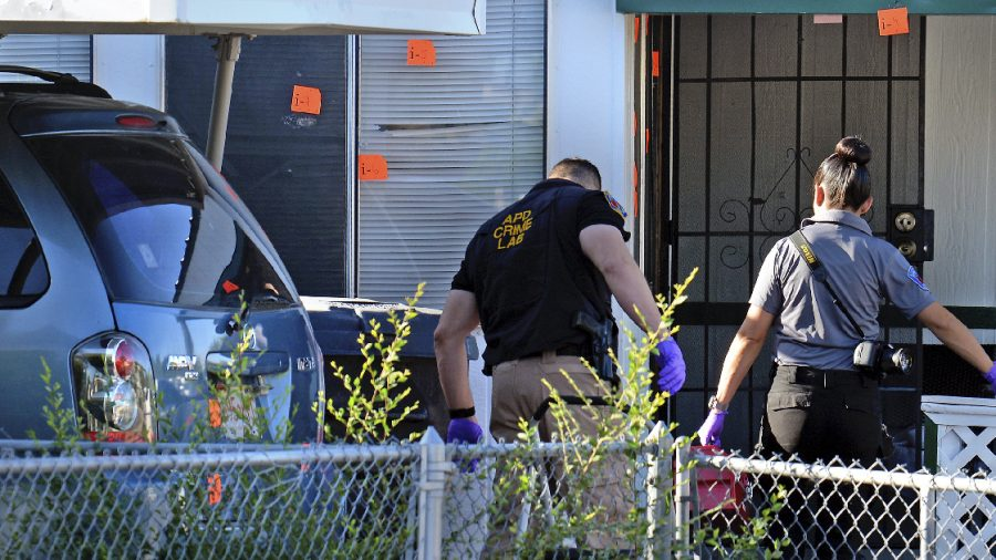 Five Dead, 6 Wounded After Multiple Shootings: Albuquerque Police