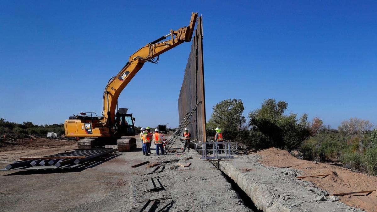 Arizona Border Wall 2