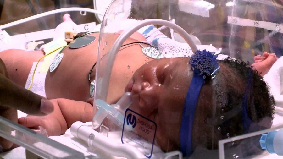 A 9-Pound, 11-Ounce Baby Born on 9/11 at 9:11 PM