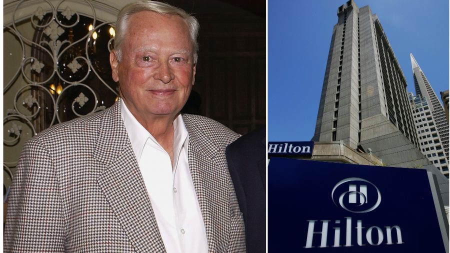 Famed Hotelier Barron Hilton Dies at 91