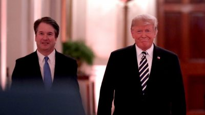 Trump Responds to NY Times Correction: 'The One Who Is Actually Being Assaulted Is Justice Kavanaugh'
