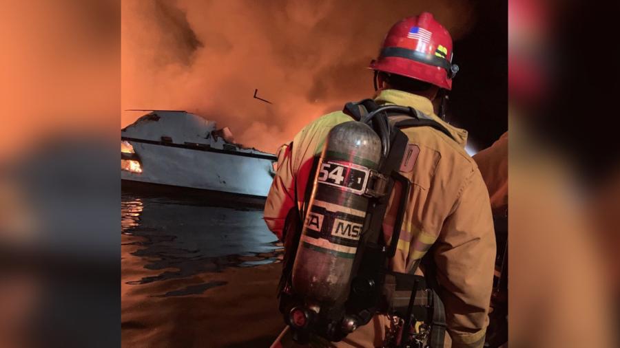 8 Killed in Deadly California Boat Fire; Dozens Missing