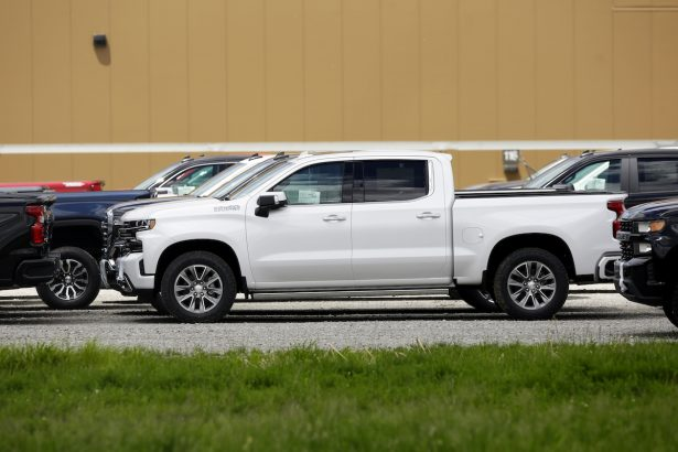 GM Recalls Over 3.46 Million Pickup Trucks, SUVs to Fix Brake Issue