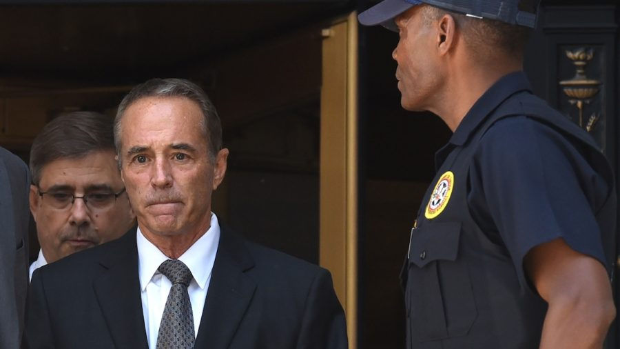 Prosecutors: Ex-Rep. Chris Collins Should Serve Nearly 5 Years in Prison for Insider Trading