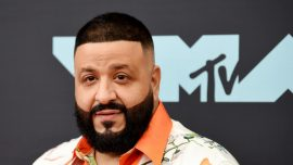 DJ Khaled and Wife Reveal They're Expecting Second Child