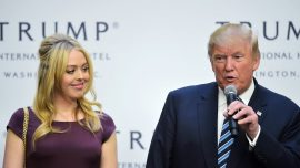 Tiffany Trump Adopts New Kitten From Rescue Shelter