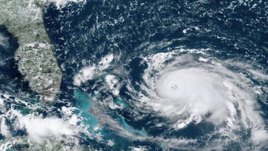 Category 5 Hurricane Dorian Makes Landfall in Bahamas