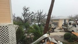 Hurricane Dorian Grows in Size as It Finally Inches Away From Heavily Damaged Bahamas