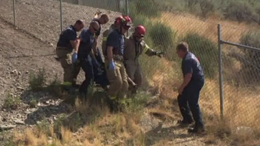 Utah Man Rescued After Spending Hours Trapped in Drainage Pipe