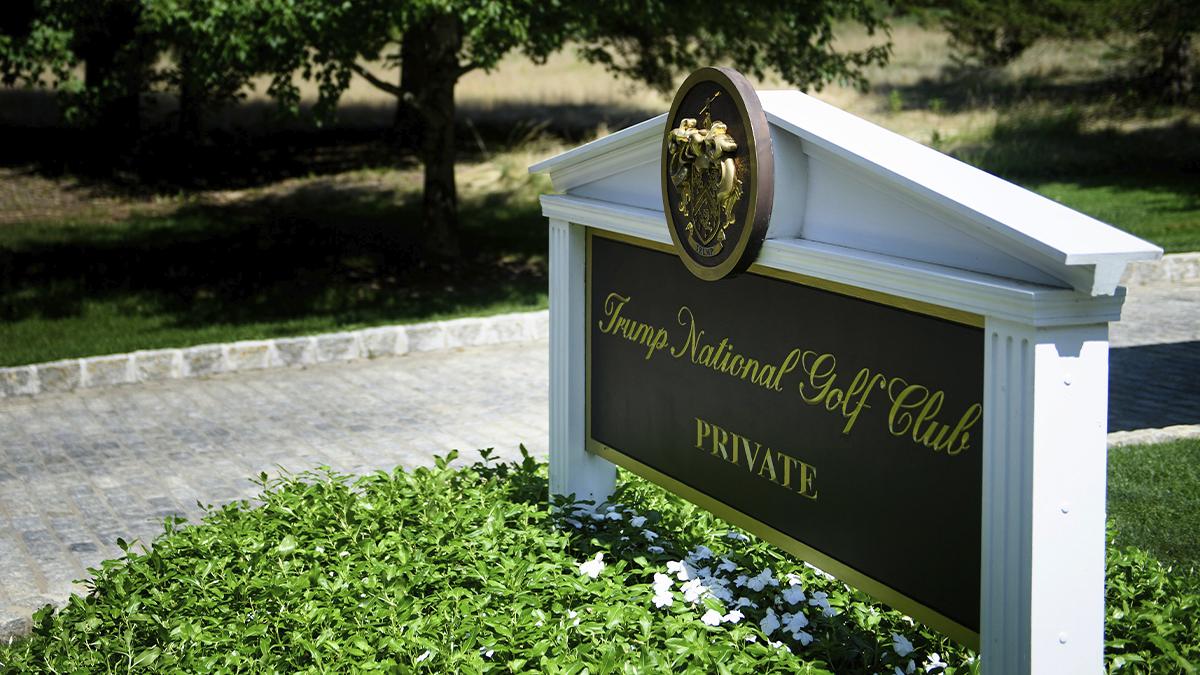 Trump National Golf Club.