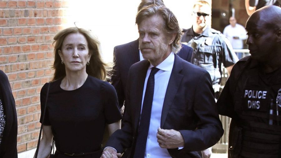 Felicity Huffman Gets 14 Days Behind Bars in College Admissions Scam