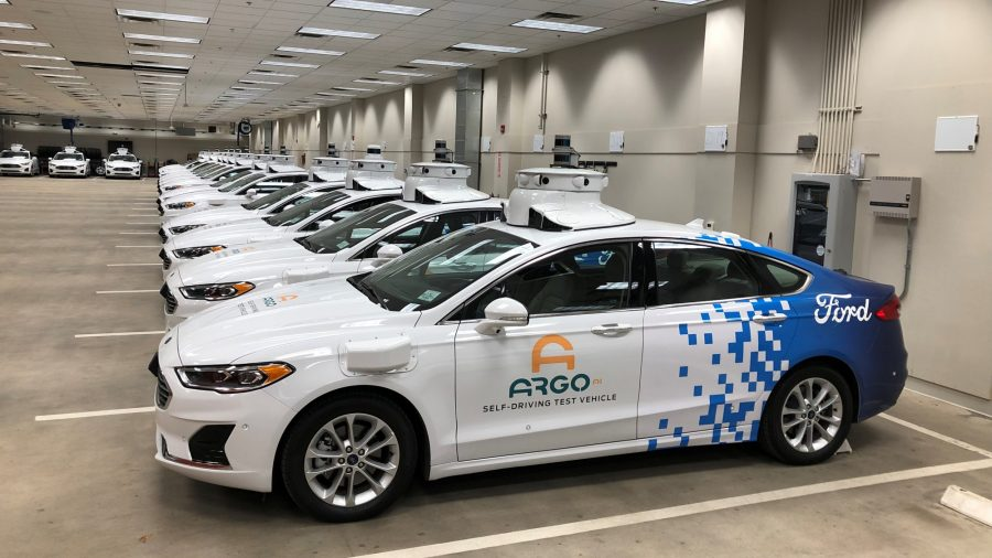 Ford Self-Driving Cars to Launch in Austin in 2021