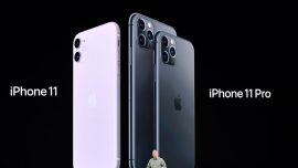Apple Announces iPhone 11, Other Product Updates