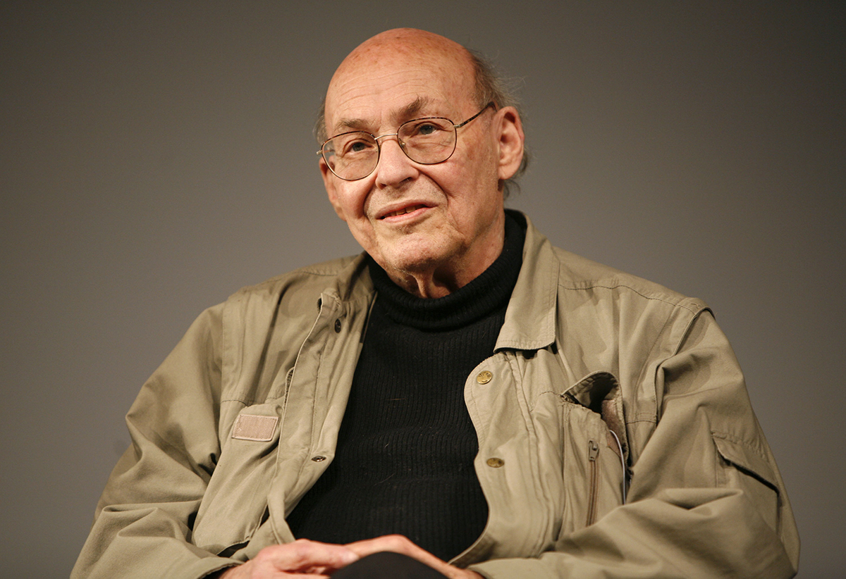 MIT professor Marvin Minsky.