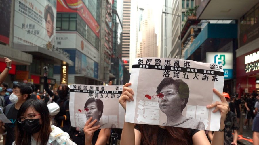 Chinese Regime Threatens More Action Against Hong Kong Protesters on Upcoming Full Moon
