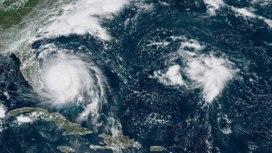 Hurricane Dorian Downgraded to Category 3