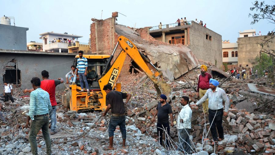 Explosion at Indian Firecracker Factory Kills 23 People