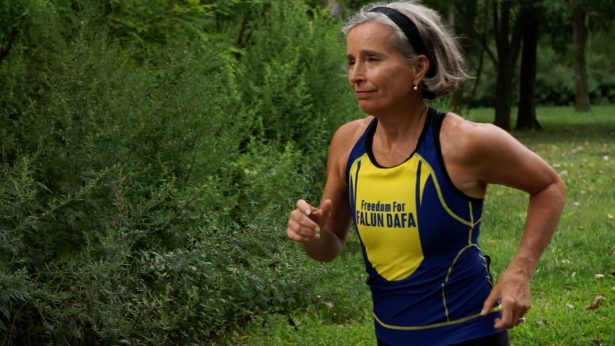 Age Doesn't Stop Her Running for Cause