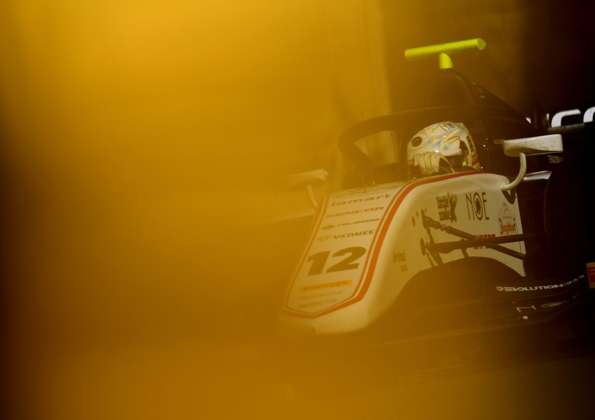 Injured F2 Racer Juan Correa to Undergo Major Surgery