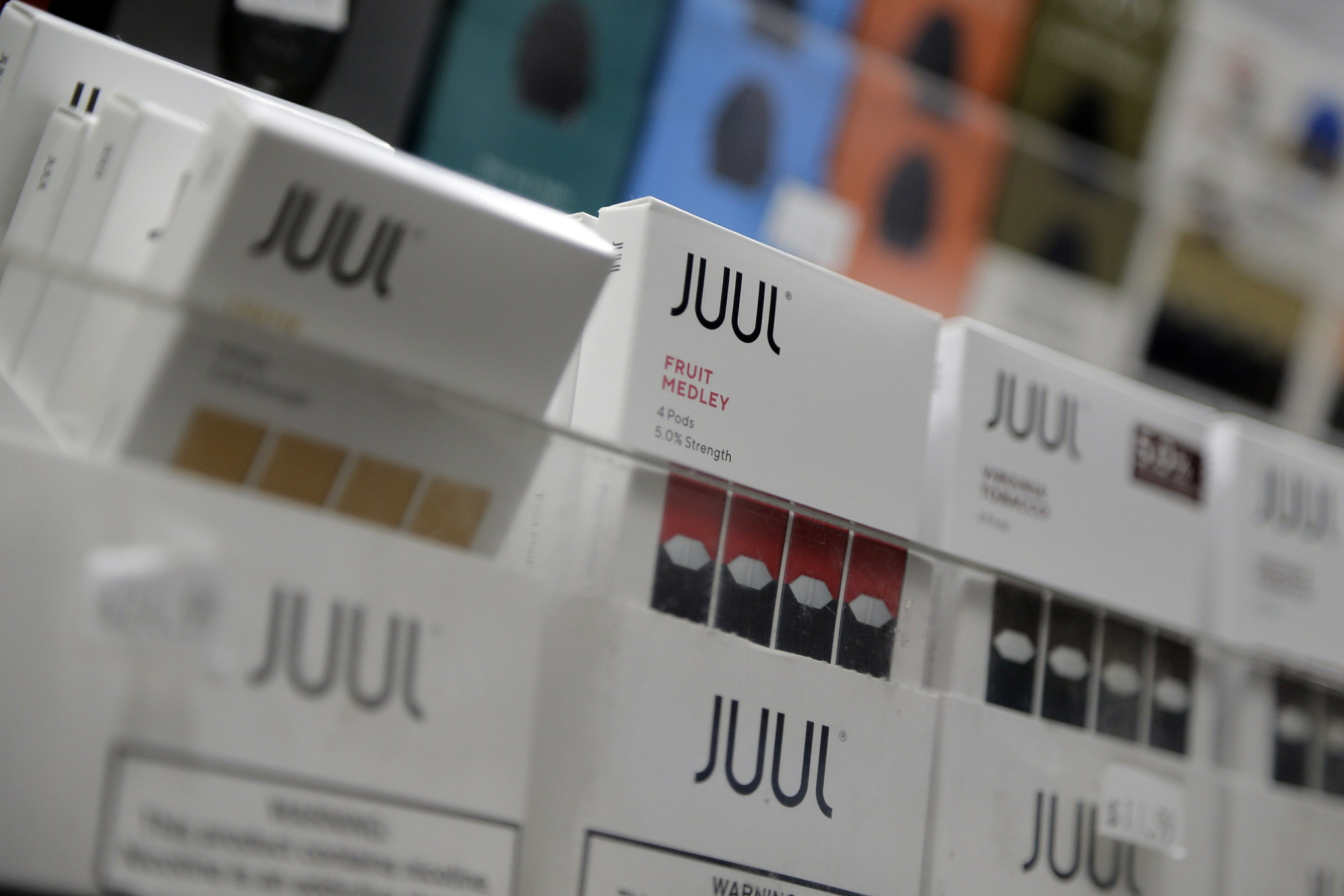 Flavored Vape Bans Put on Hold in Multiple States