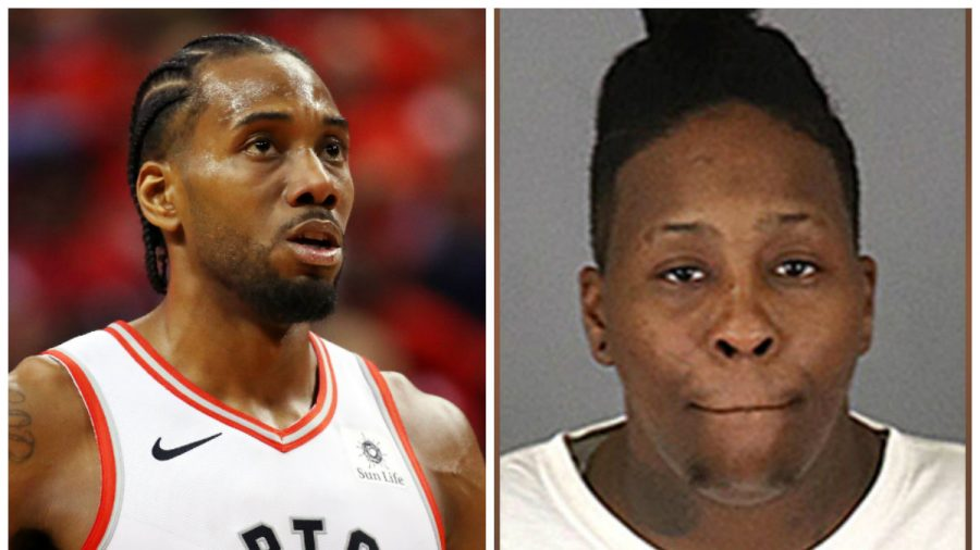 NBA Star Kawhi Leonard's Sister Charged With Murdering Elderly Woman