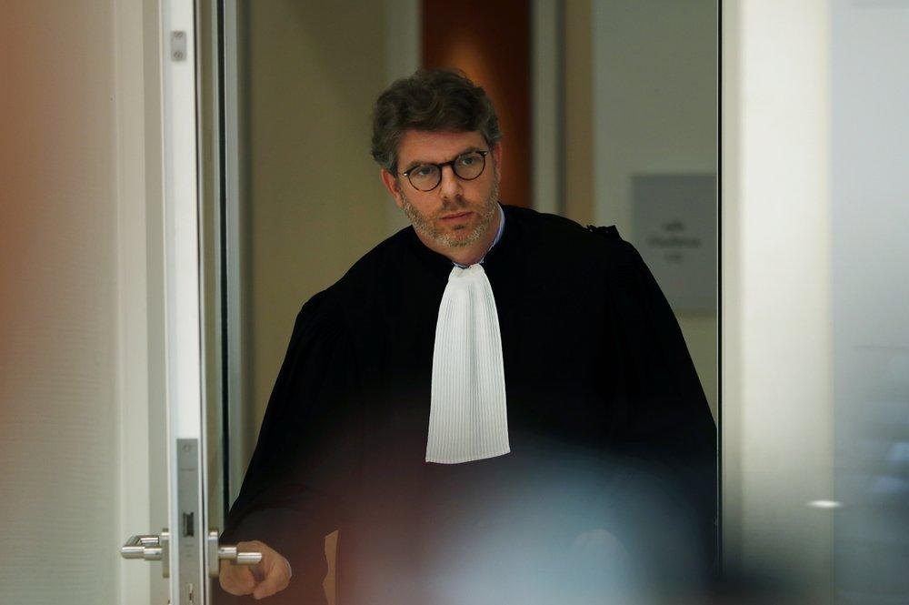 Lawyer of Saudi Princess Hassa bint Salman, Emmanuel Moyne