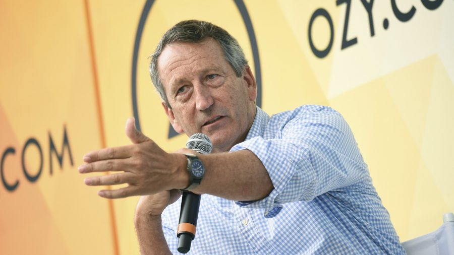Former South Carolina Governor and Congressman Mark Sanford to Challenge Trump in Primary