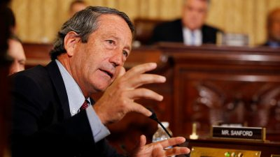 Republican Contender Mark Sanford Drops Out of 2020 Race
