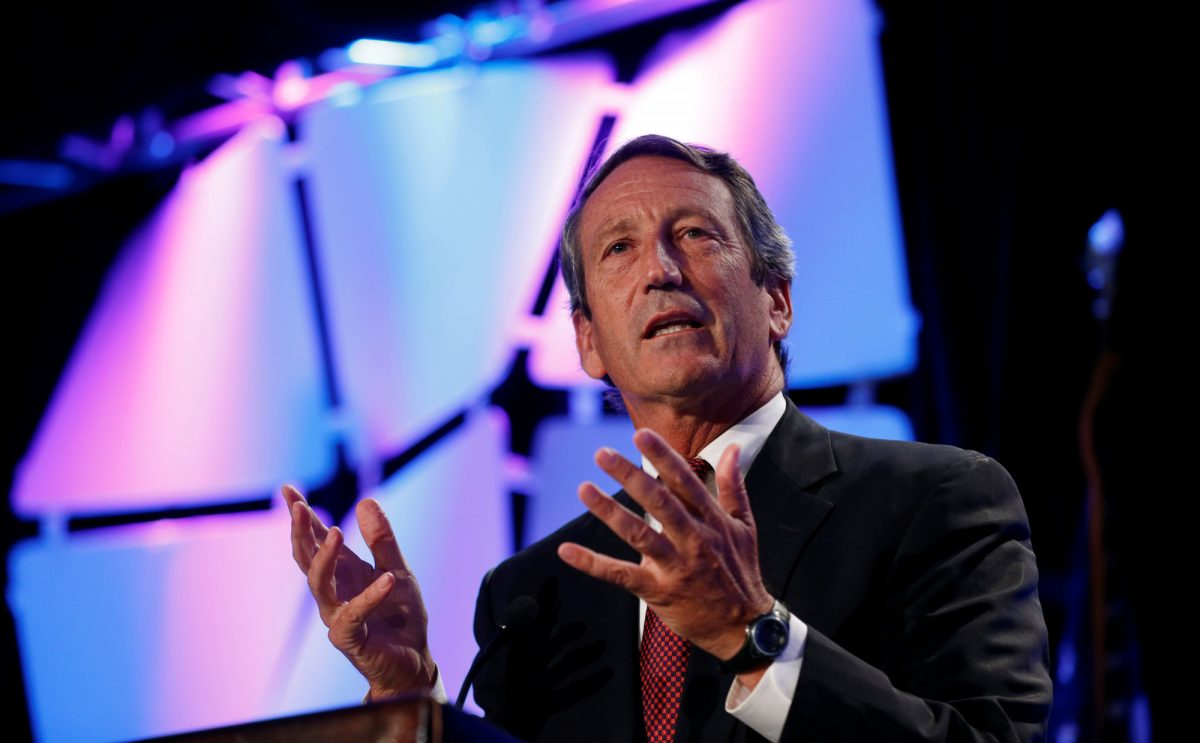 Mark Sanford, former South Carolina governor and congressman
