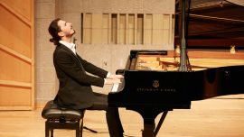 Six Pianists Make the Finals of NTD's International Piano Competition