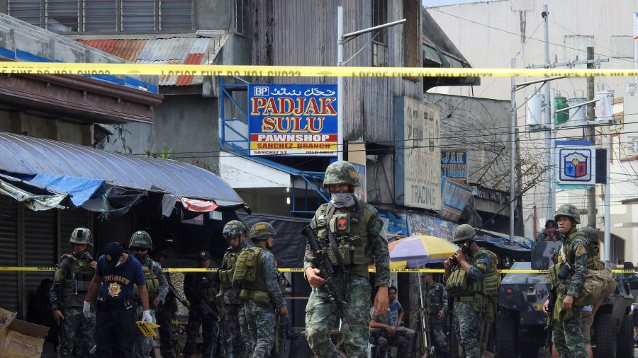 ISIS Claims Responsibility for Market Blast in Philippines