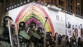 Hong Kong Police Blocks Airport Protest As Public Anger Continues to Mount