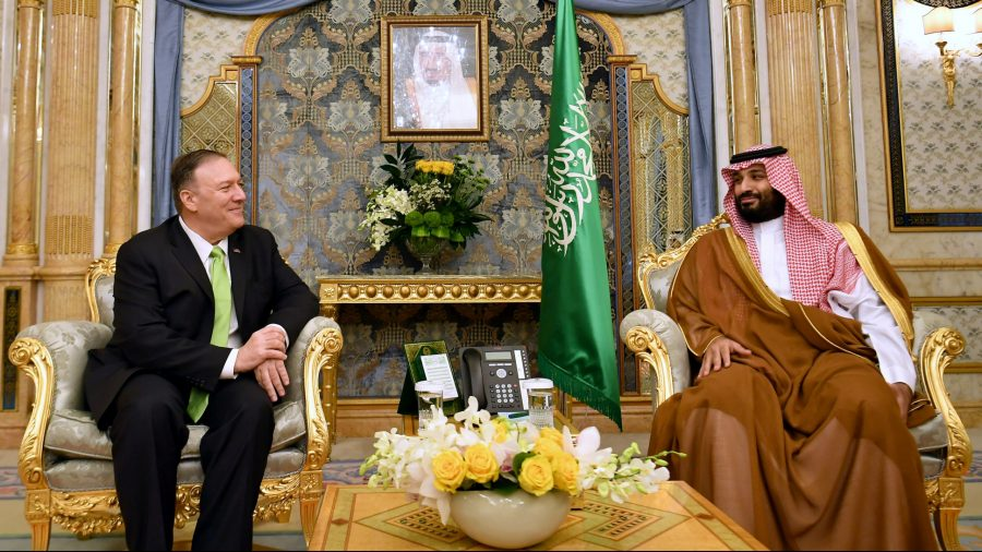 US Building Coalition for Peace After Saudi Oil Attack
