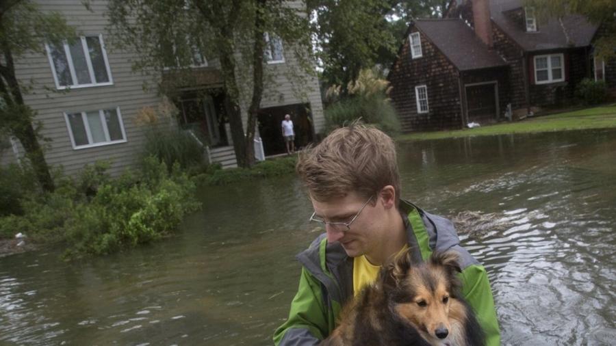Hurricane Dorian Regains Category 2 Strength Ahead of Forecast Landfall in Canada