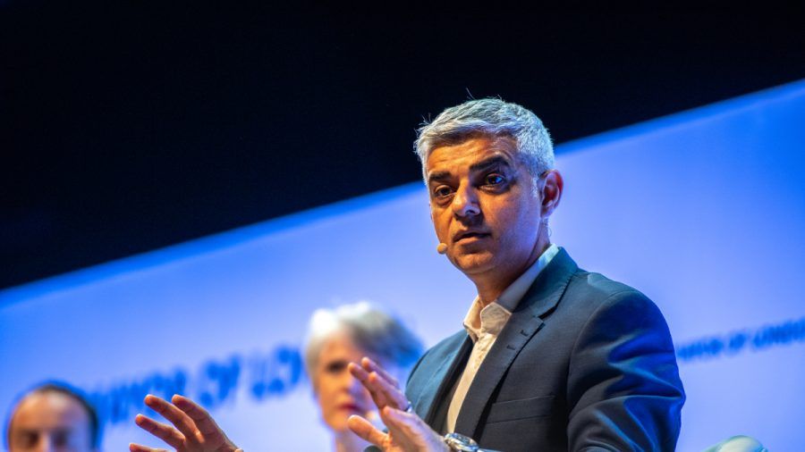 Trump to Sadiq Khan: 'Stay out of Our Business!'