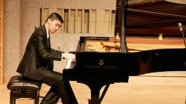 NTD International Piano Competition: 'Triumph of Goodness'