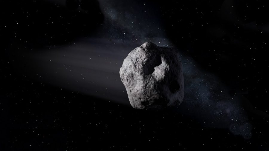 An Asteroid Larger Than Some of the World's Tallest Buildings Will Zip by Earth This Month