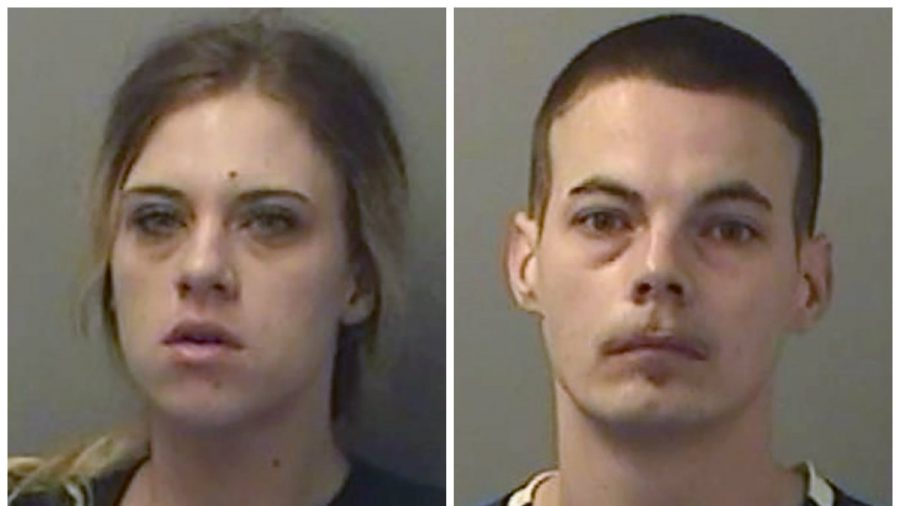 Former $500,000 Lottery Winners Charged in 5-county Burglary Spree