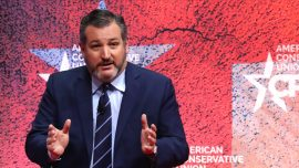 Ted Cruz Seeks to Block DOD From Helping Movie Studios That Censor Films in China