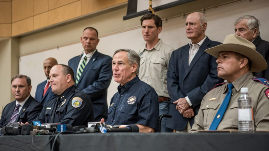 Texas Gov. Greg Abbott Issues 8 Executive Orders Aimed at Preventing Mass Shootings
