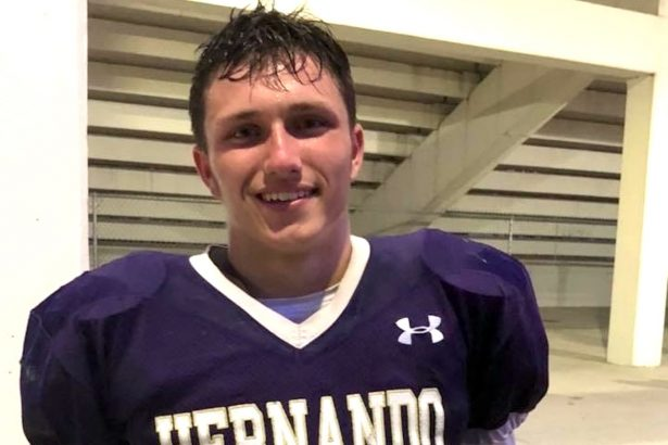 High School Honors Football Player Who Was Hit and Killed by Van on Way to School