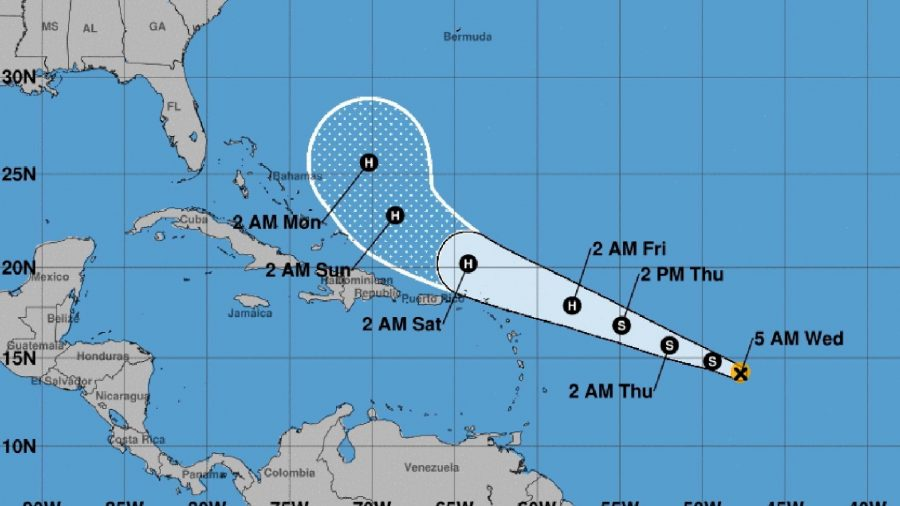 Tropical Storms Jerry, Lorena, Mario to Become Hurricanes This Week