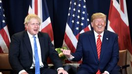 Trump Congratulates Johnson After Election, Suggests 'Lucrative' Trade Deal With UK
