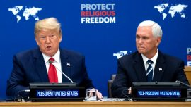 Trump Urges Nations at the UN to Stop Religious Persecution