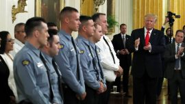 Hero Officers Who Stopped Dayton Shooter Receive Medal of Valor