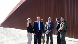 Trump Administration Planning to 'End Catch and Release at the Southwest Border'