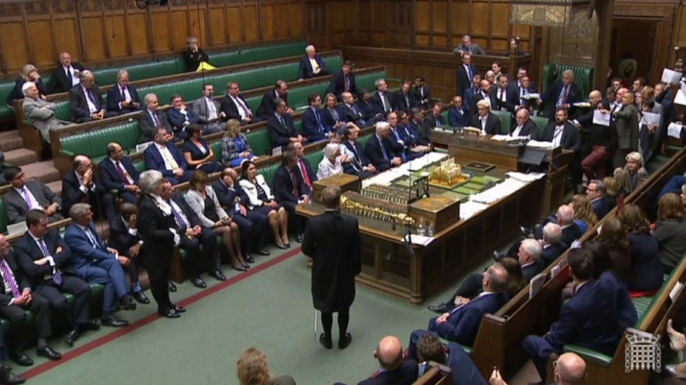 UK parliament hous of commons