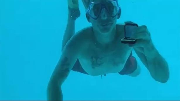 Man Drowns During Underwater Proposal to Girlfriend