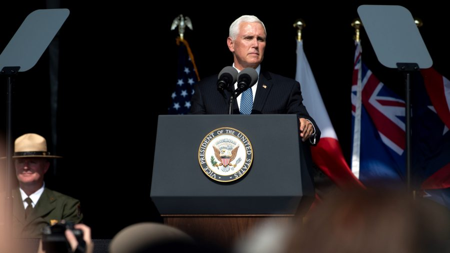 US Weighing Best Response to Saudi Oil Attacks, Pence Says